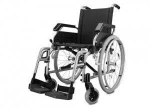 Wheelchairs - to hire - image