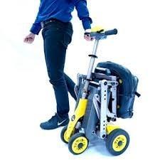 קלנועית יוגה צהובה - ekbugh,