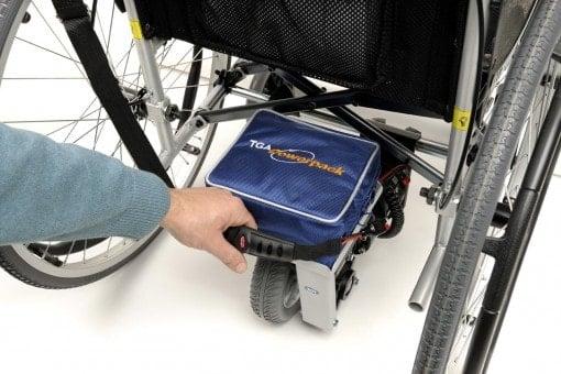 מנוע עזר לכיסא גלגלים